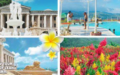 Cebu City Tour + Temple of Leah + Sirao Flower Garden