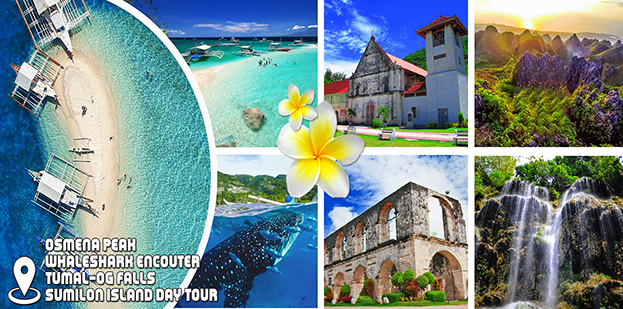 Cebu Osmeña Peak + Whaleshark Encounter + Tumalog Falls Day Tour Bohol Cebu Tours HRI Gal 2